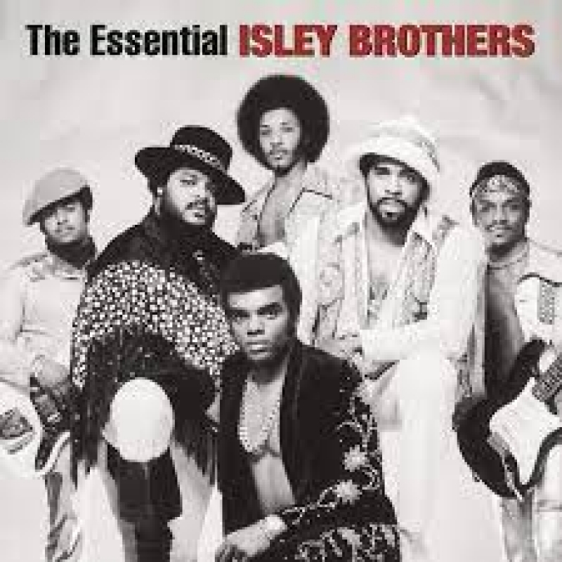 The Isley Brothers - Essential Isley Brothers CD DUPLO LACRADO