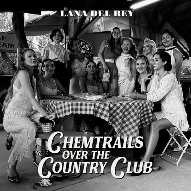 Lana Del Rey - Chemtrails Over The Country Club (CD) IMPORTADO