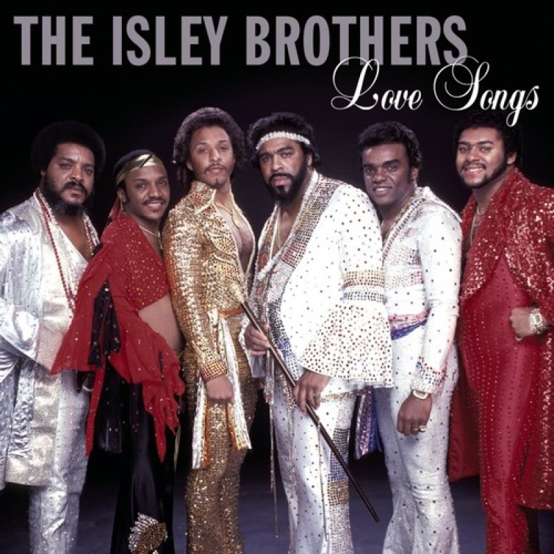 The Isley Brothers - Love Songs (CD) IMPORTADO