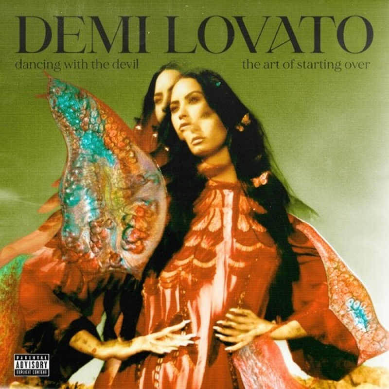 Demi Lovato - Dancing With The Devil The Art Of Starting Over (CD)