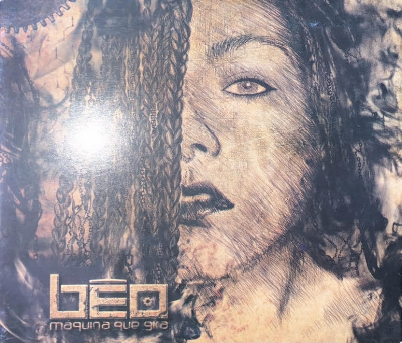 Bia De Oxum Beo - Maquina Que Gira (CD)