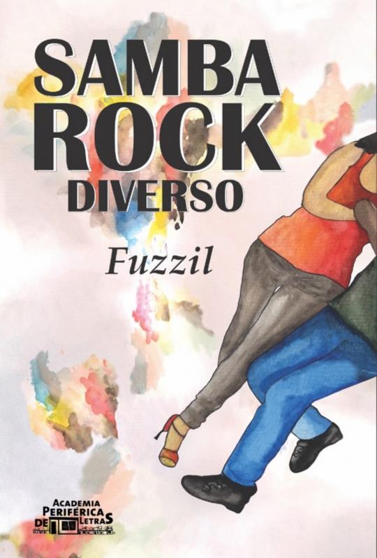 LIVRO SAMBA ROCK DIVERSO - FUZZIL