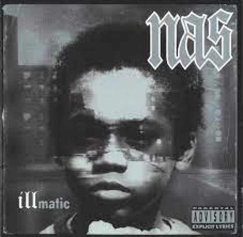 Nas - Illmatic 10th Anniversary Platinum Edition (CD)