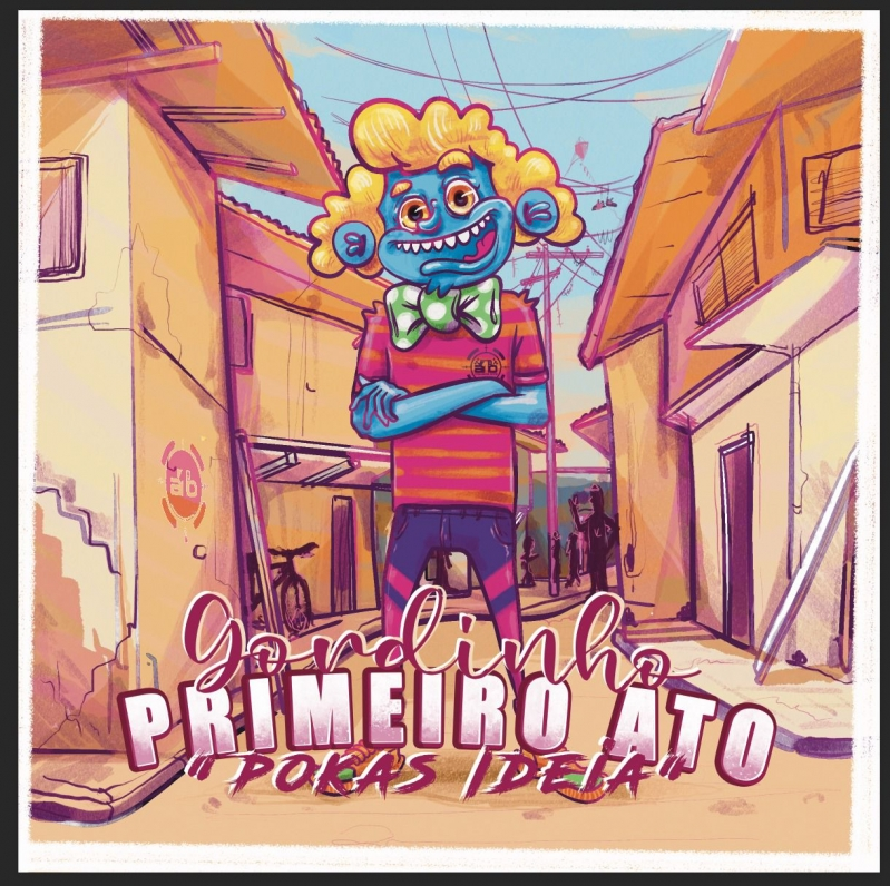 GORDINHO PRIMEIRO ATO - POKAS IDEIA (CD)