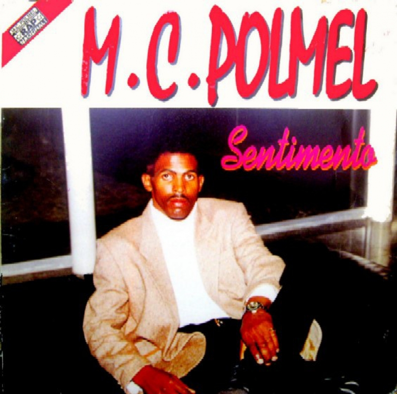 Lp Mc Polmel - Sentimento VINYL RAP NACIONAL