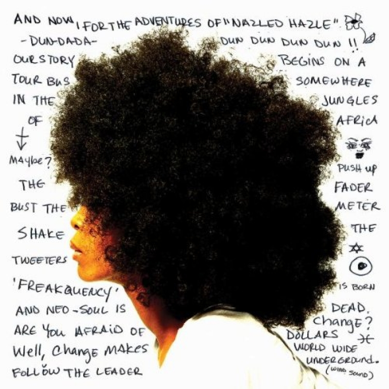 Erykah Badu - World wide Underground IMPORTADO (CD)