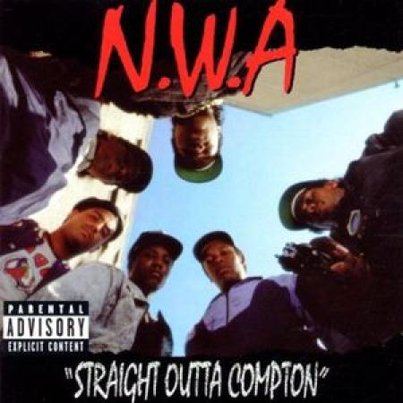 NWA - Straight Outta Compton IMPORTADO