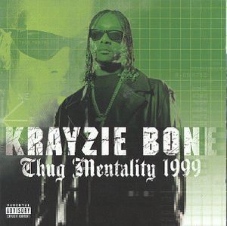 Krayzie Bone - Thug Mentality 1999 (CD IMPORTADO DUPLO)