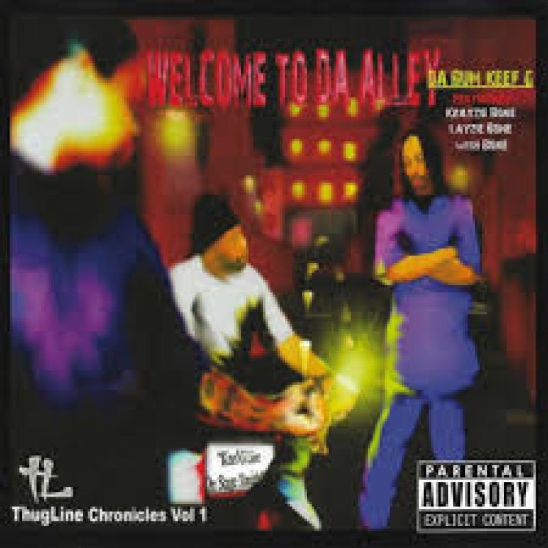 Krayzie Bone e Da Bum Keef G - Thug Line Chronicles Vol 1 (CD) IMPORTADO