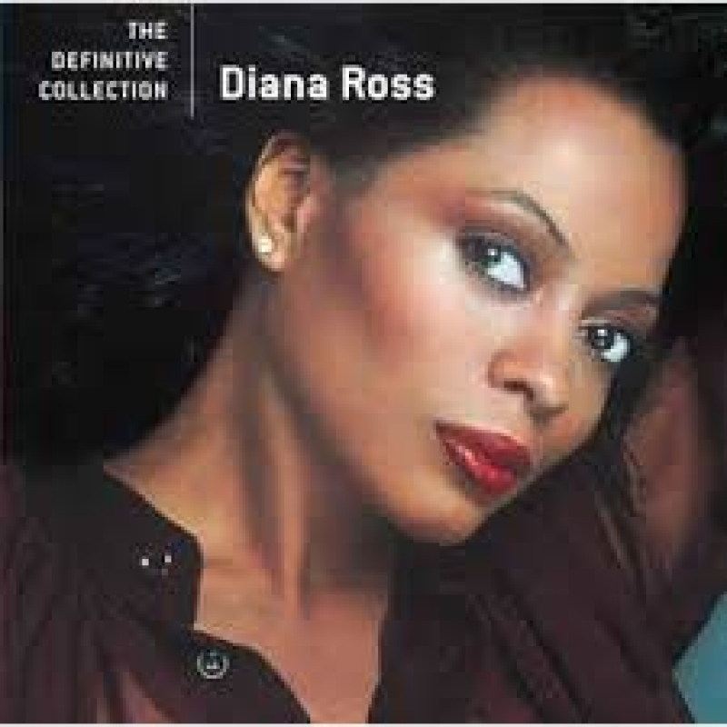 Diana Ross - The Definitive Collection (CD) (602498790786)