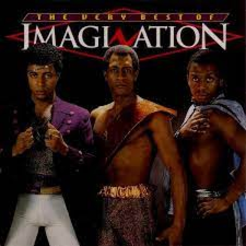 Imagination - THE VERY BEST OF (CD)