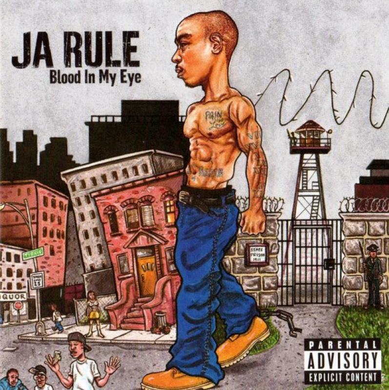 Ja Rule - Blood in My Eye (CD)