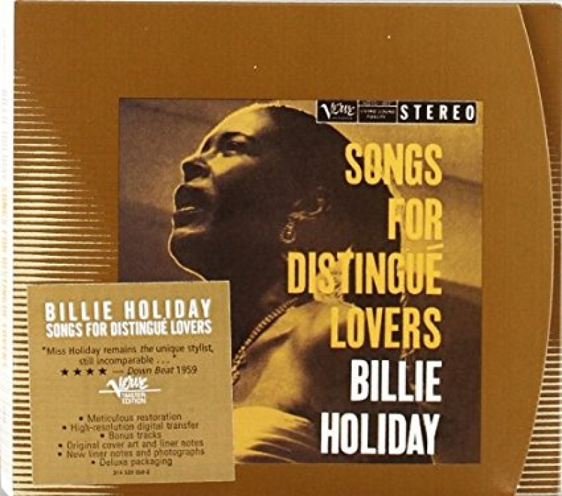 Billie Holiday - Songs For Distingue Lovers (CD)