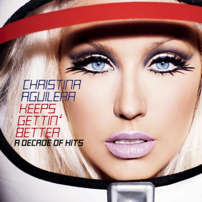 Christina Aguilera - Keeps Gettin  Better A Decade of Hits