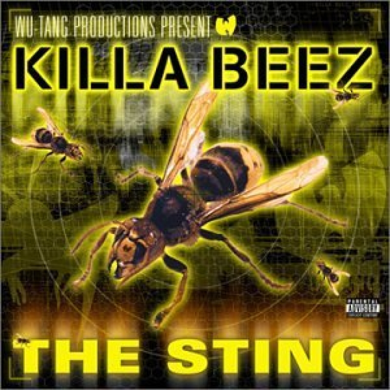 Wu Tang Killa Bees - The Sting (CD)