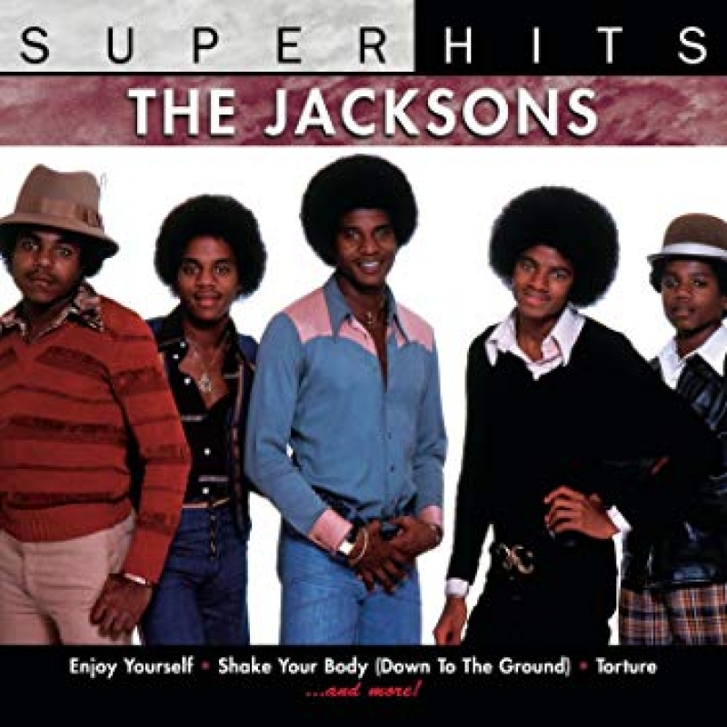 The Jacksons - Super Hits (CD)