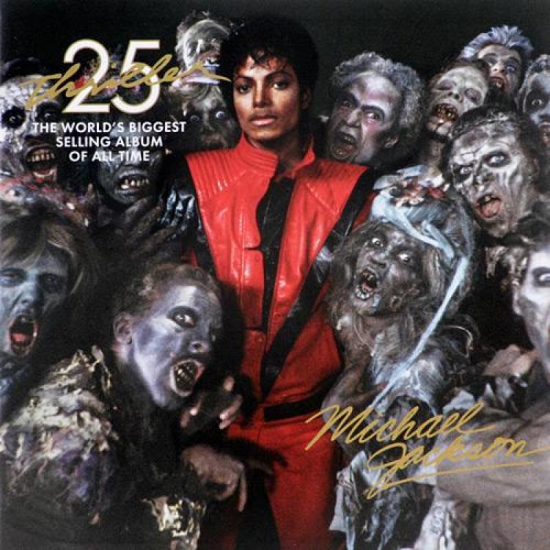 Michael Jackson - Thriller CD + DVD