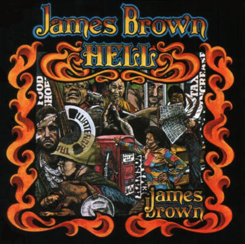James Brown - Hell (CD IMPORTADO LACRADO)