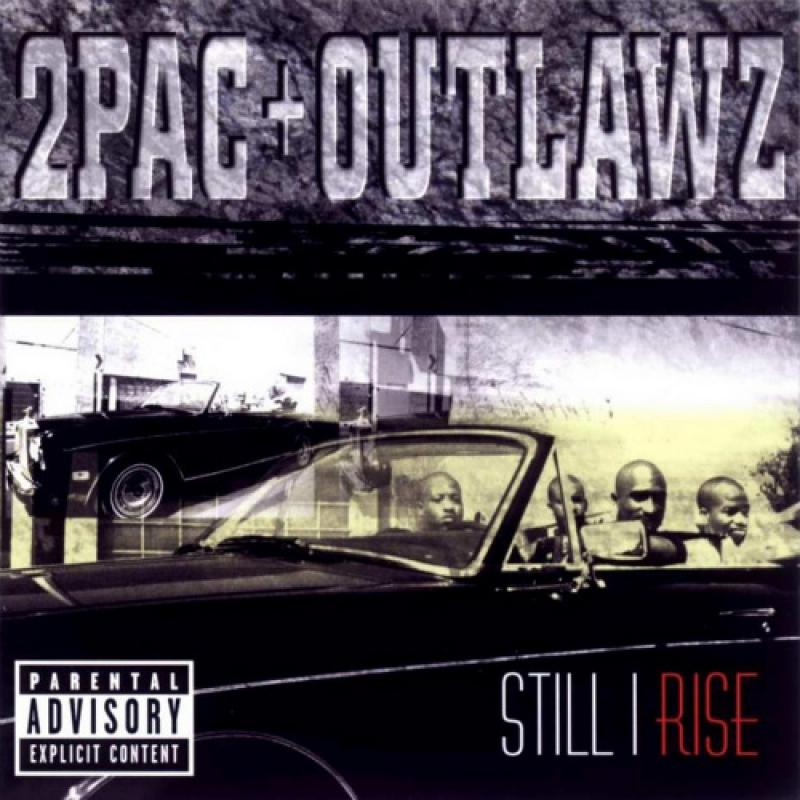 2Pac & Outlawz - Still I Rise IMPORTADO (CD)