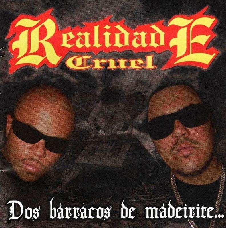 Realidade Cruel - Dos Barracos de Maderite CD DUPLO (7892860209449)