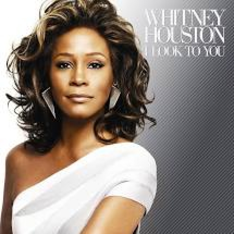 Whitney Houston - I Look to You (CD)