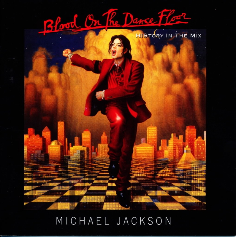 Michael Jackson - Blood on the Dance Floor History in the (CD)