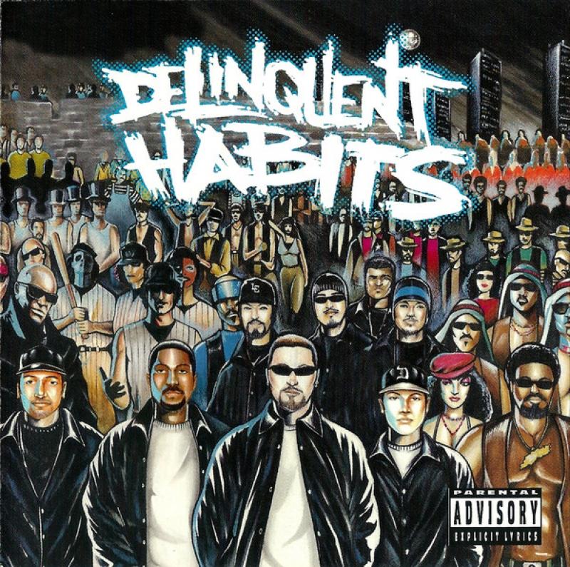Delinquent Habits - Delinquent Habits IMPORTADO (CD)