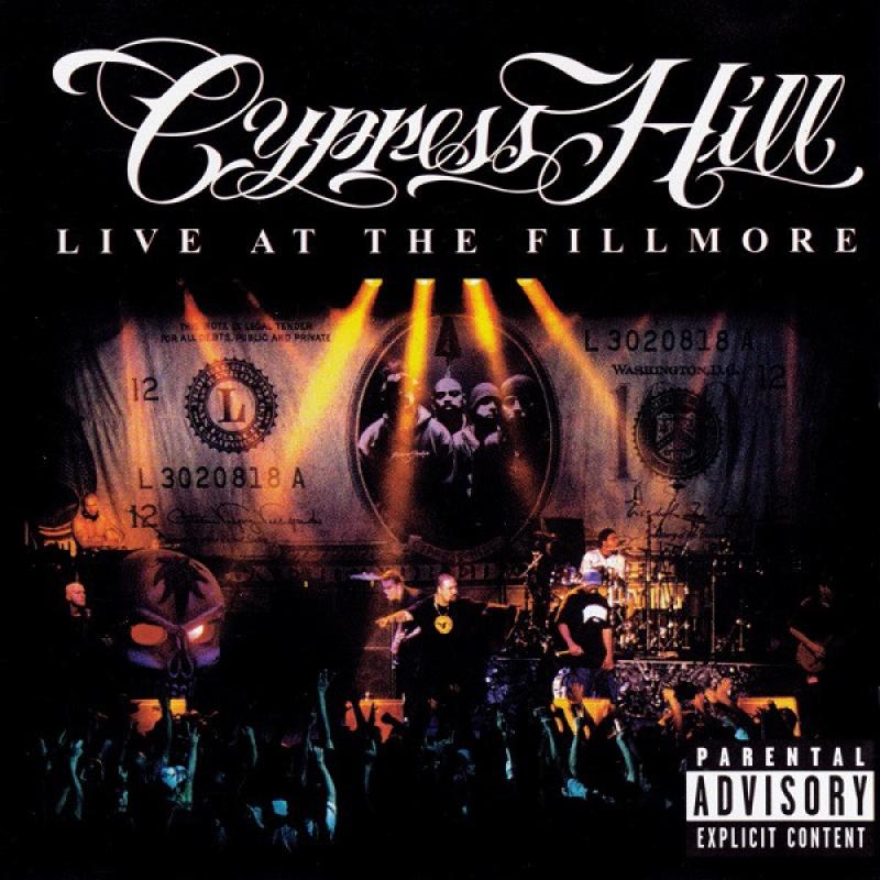Cypress Hill - Live at the Fillmore (CD NACIONAL)