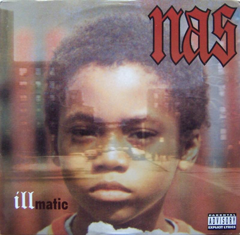 Nas - Illmatic (CD IMPORTADO LACRADO)
