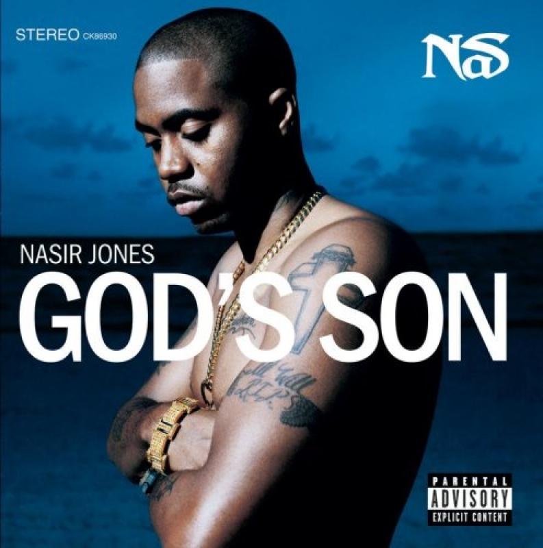 Nas - God s Son IMPORTADO (LACRADO) (CD)