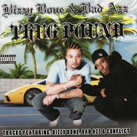 Bizzy Bone & Bad Azz - Thug Pound (CD) IMPORTADO