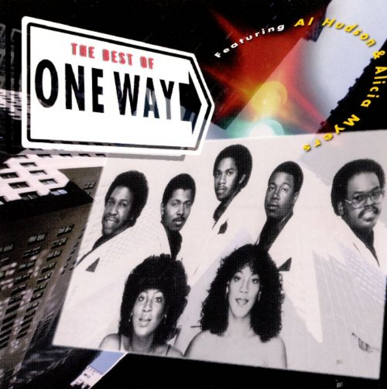 One Way - The Best of One Way: Featuring Al Hudson & Alicia (CD)