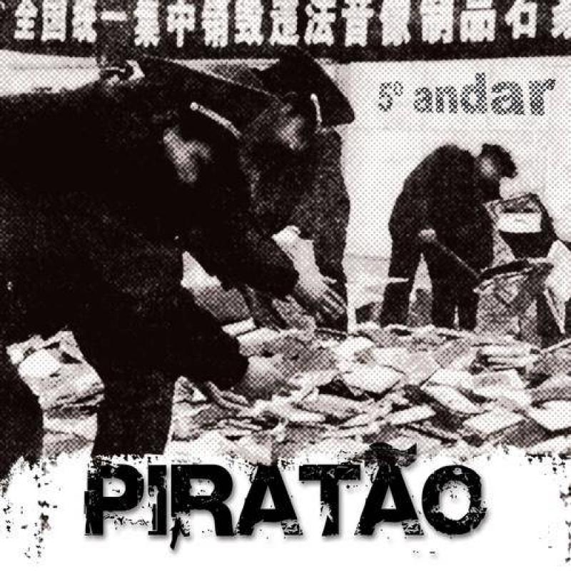 Quinto Andar - Piratão DE LEVE (CD)