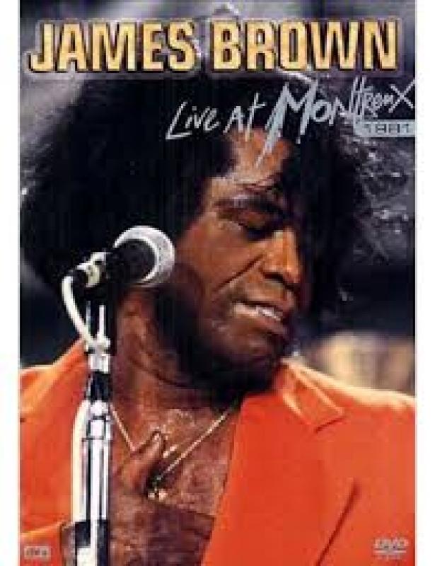James Brown - Live at Montreux 1981  (DVD)
