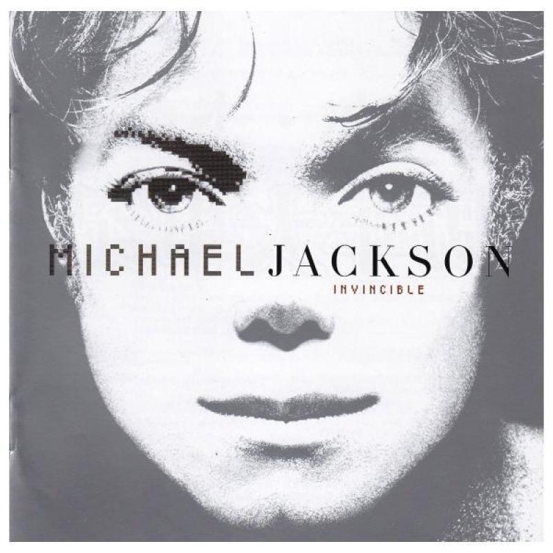 Michael Jackson - Invincible CD IMPORTADO