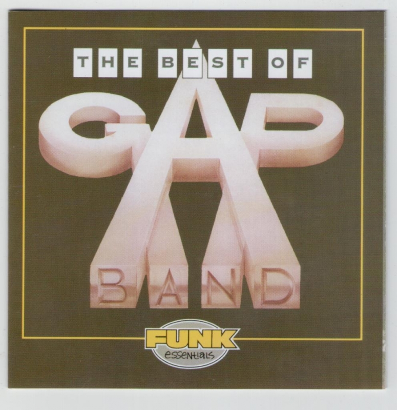 The Gap Band - The Best of the Gap Band (CD IMPORTADO)