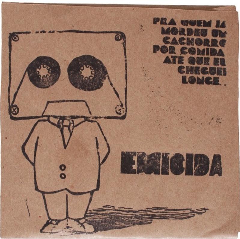 EMICIDA E.M.I.C.I.D.A - Pra quem já mordeu um cachorro por (CD)