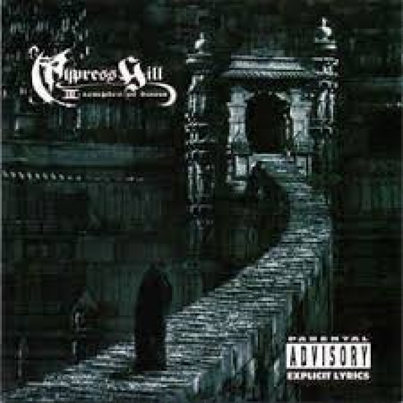 Cypress Hill - III Temples of Boom (CD)