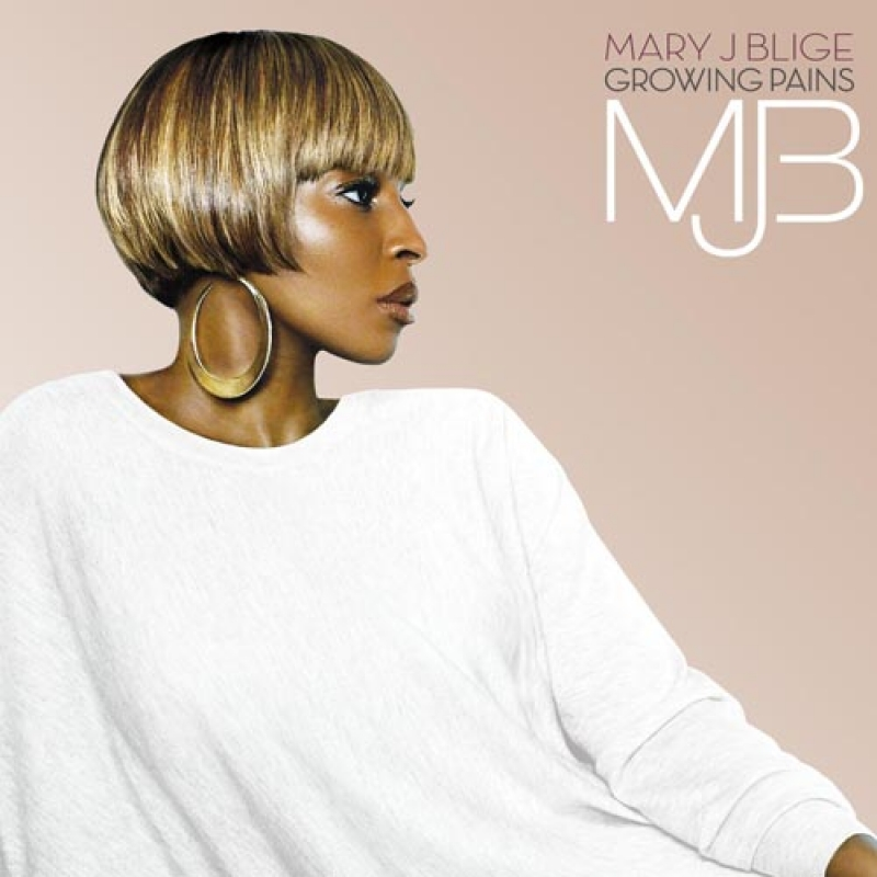 Mary J Blage - Glowing Pains (CD)