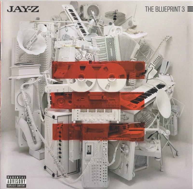 Jay Z - Blueprint 3 (CD)