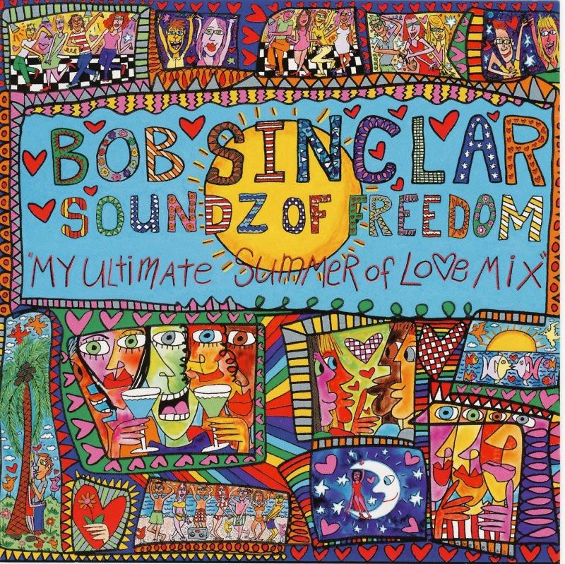 Bob Sinclar - Soundz Of Freedom (CD)
