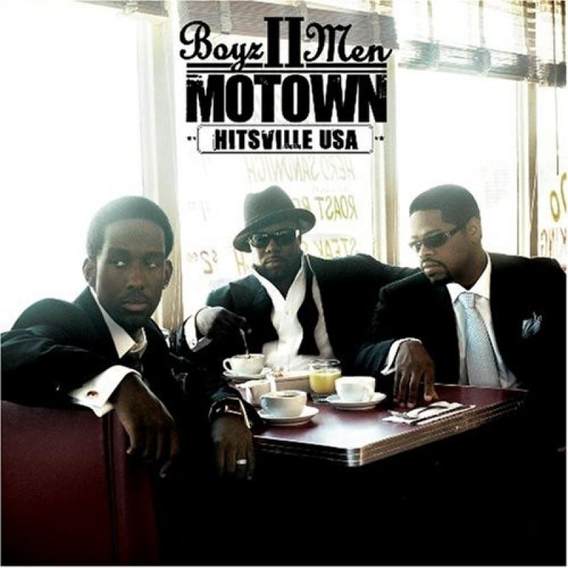 Boyz II Men - Motown A Journey Through Hitsville USA