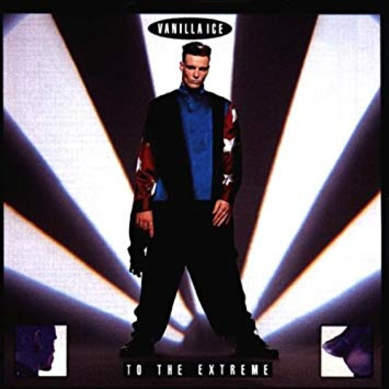 Vanilla Ice - TO THE EXTREME (CD)