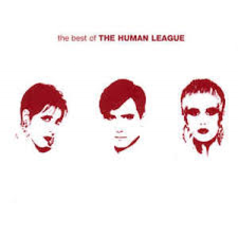 The Human League - The Best Of (CD)