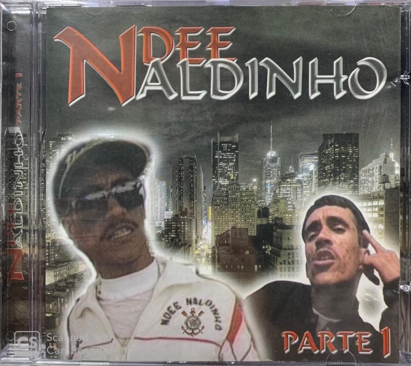 Ndee Naldinho - Parte 1 SUCESSOS (CD) RARO (7898024207375)