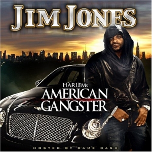 Jim Jones - Harlens american gangsters (CD)