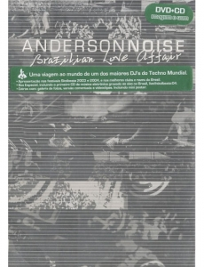 Anderson Noise - Brazilian Love Affair (DVD + CD)