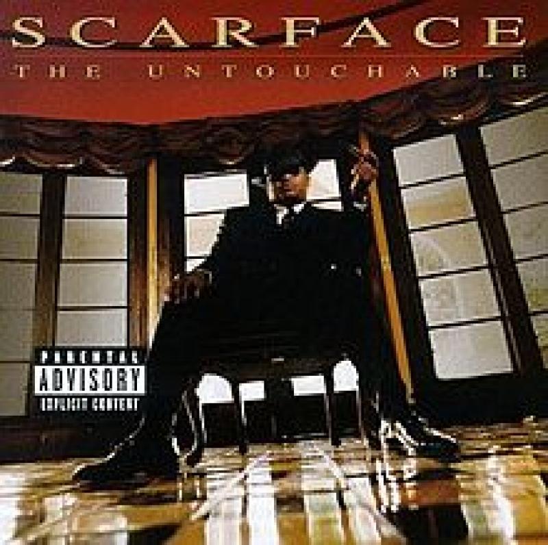 Scarface - Untouchable (CD)