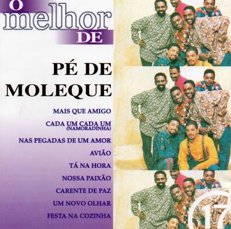 PE DE MOLEQUE - O Melhor De  Pe De Moleque (CD)