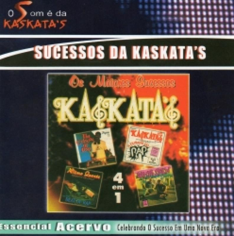 KASKATAS - Os Maiores Sucessos Da Kaskatas (CD)